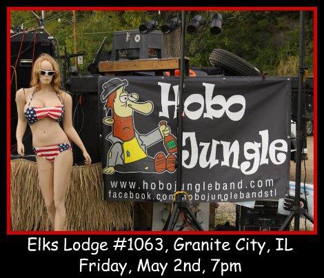 Hobo Jungle Band 5-2-14