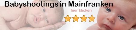 Babyshootings in Kitzingen, Würzburg oder anderswo in Mainfranken