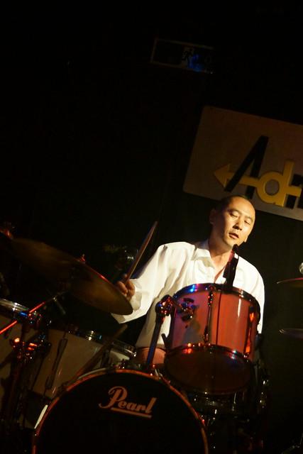 JIMISEN live at Adm, Tokyo, 04 May 2014. 371