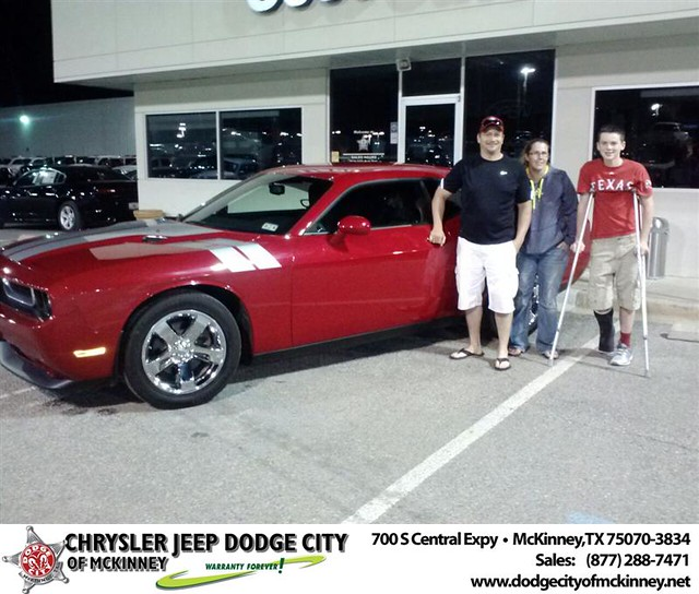 Dodge Dealership: Dodge City McKinney Texas Chrysler Jeep Dodge Ram SRT