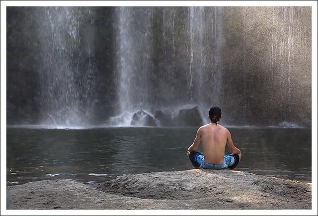 Llanas de Cortez Waterfall 1