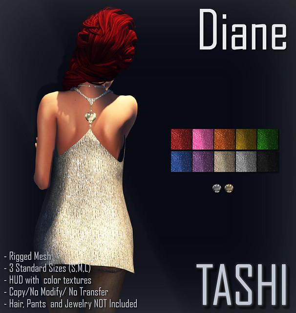 Diane Oversize Cami