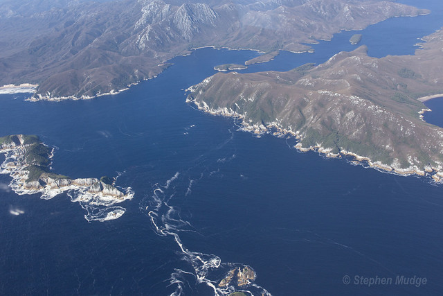 Port Davey from the air 2