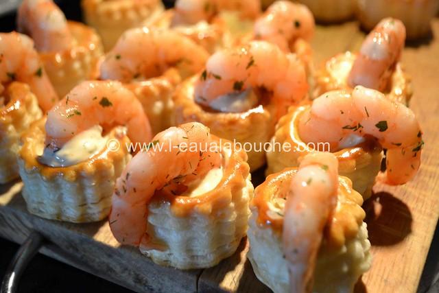Bouchées Aux Crevettes Mayonnaise Tomates Séchées et Câpres © Ana Luthi 005_GF