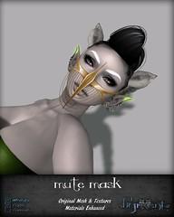 Mute Mask Ad