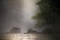Light and Mist over Ahvionkoski