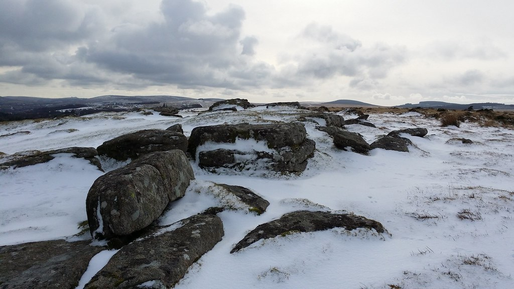 On Buttern Hill #sh #dartmoor
