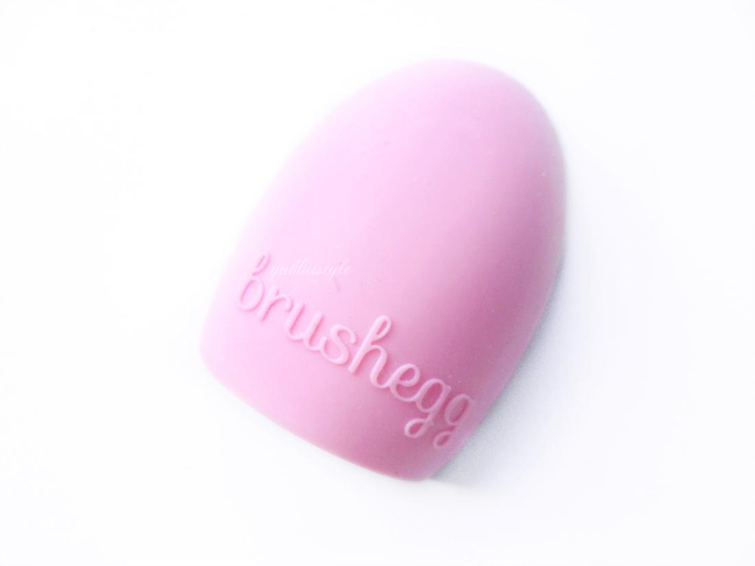 Brush Egg Brush Cleaner review