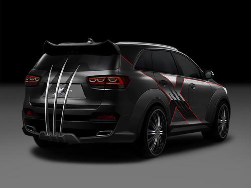 Kia Sorento X-Car 2015
