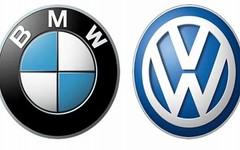 Bmw e Volkswagen unite per ricaricare le auto elettriche