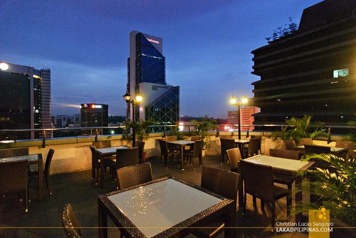StarPoints Hotel Restaurant in Kuala Lumpur