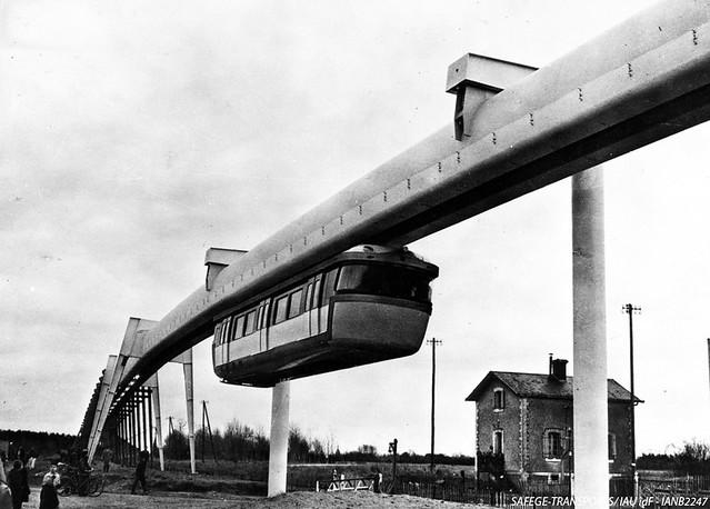 Histoire de métro