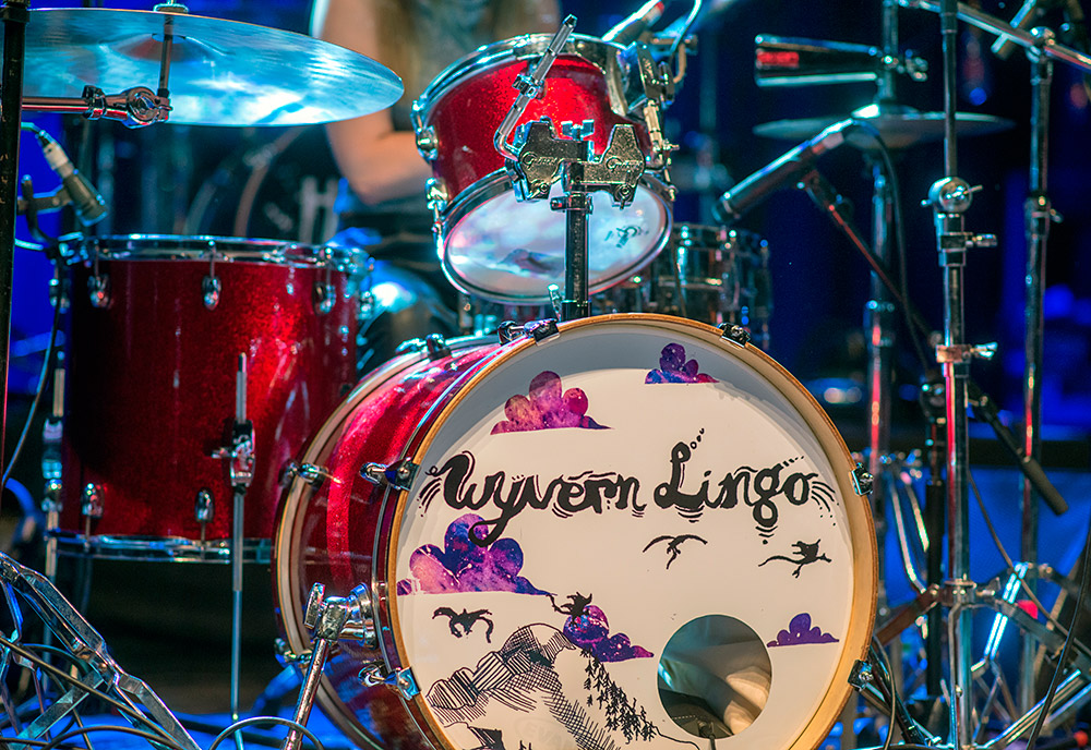 Wyvern Longo @ Shepherds Bush Empire 31/01/15