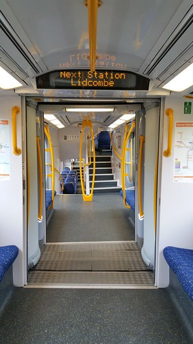Sydney Trains 'Millennium' Train 20150124_175225