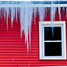 Icicles in Andes, NY by Mark Zilberman Photography