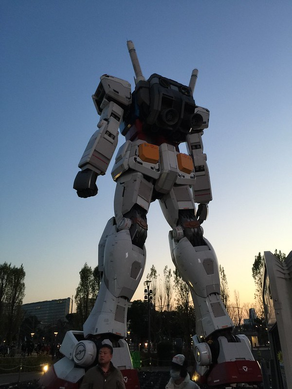 Odaiba (Gundam) - 125