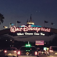 We made it! #disneyworld ... Looking forward to a little fun before and during the #NASP #convention