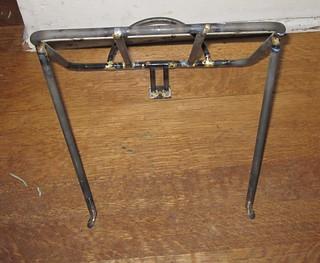 Fatbike rando rack, #1
