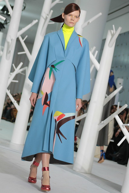 Sneak Peek- DELPOZO FW 2015 003