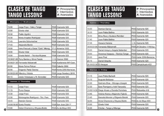 Revista Punto Tango Mayo 2016 - 1