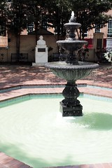 Fountain @ The Museum
