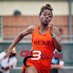 South Texas District Qualifier-Southern held at D.W Rutledge Stadium. Check out all the photos link in bio #ok3sports #trackandfield #tracknation #trackislife #nikonphotography