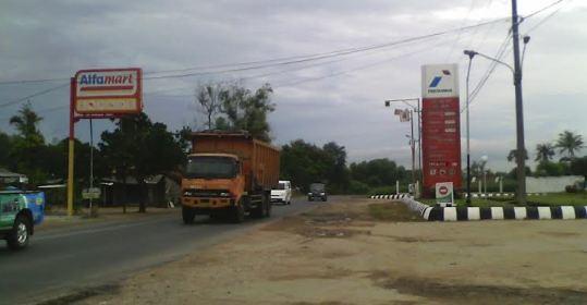 Jalintim di Lampung Tengah Tidak Bermarka (Adin, 16 Juni)