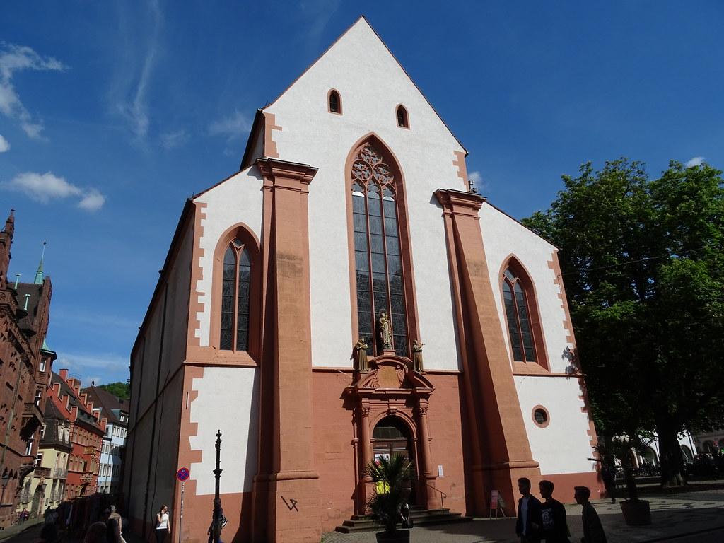 Martinskirche - Chiesa di Martino