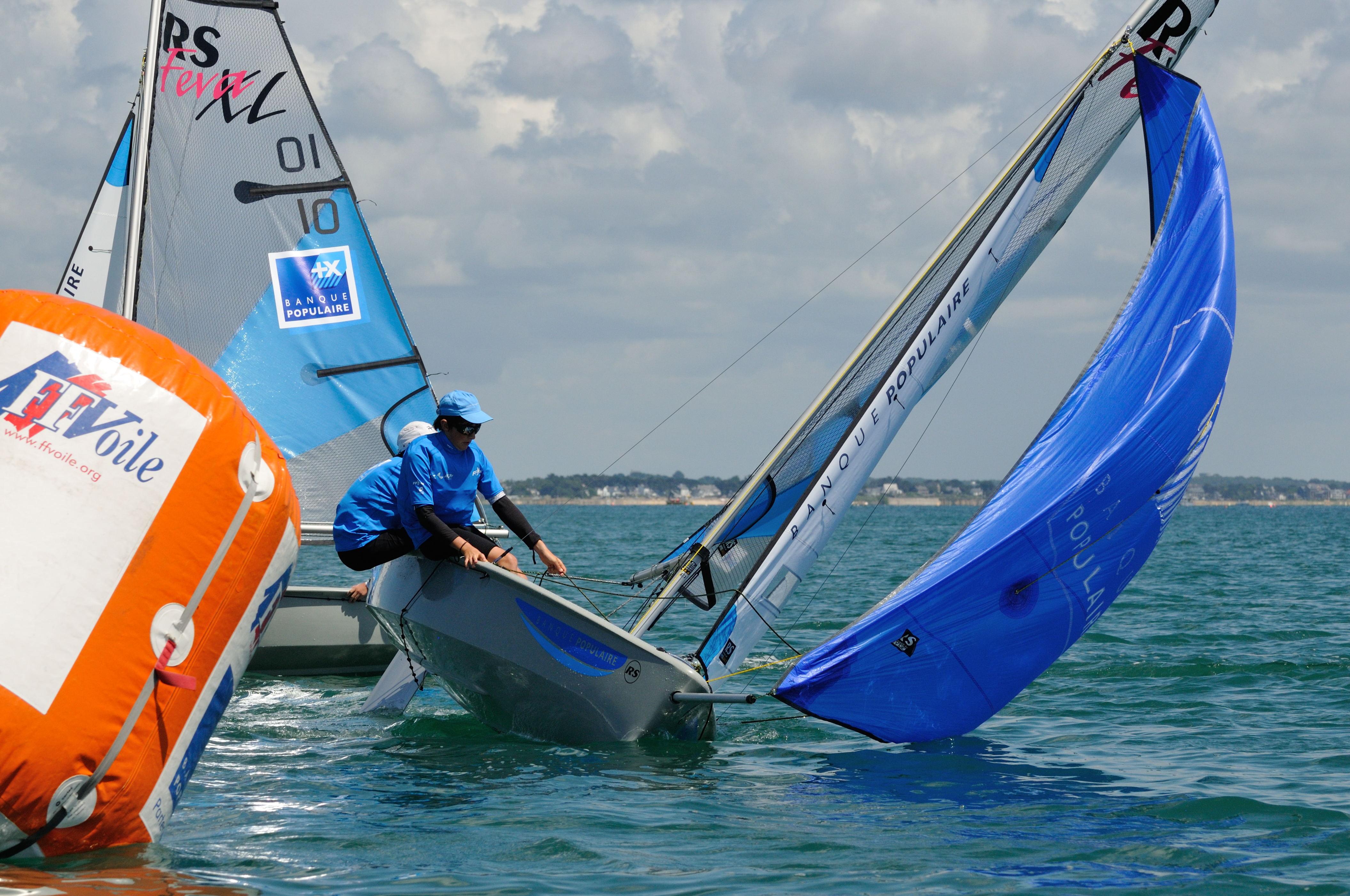Championnat de France Minimes 2014_Copyright M. Laurent-FFVoile (5)