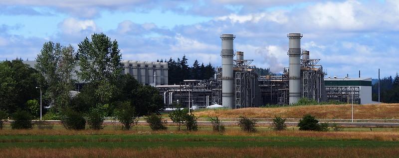 Chehalis Power Plant