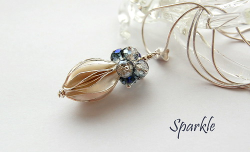 Sparkle Pendant by gemwaithnia