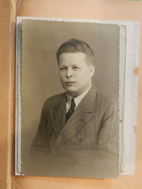 My grandad who died before I was born