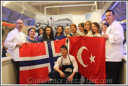 etkinlik norveç 1