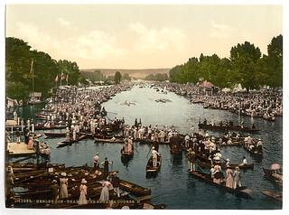[Henley Regatta, II., London and suburbs, England]  (LOC)