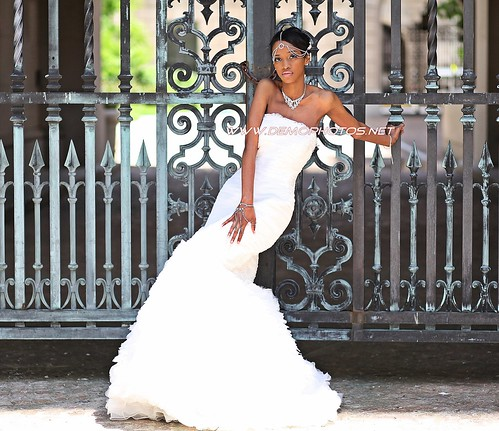 Bridal Shoot: Aaron+April by DEMO PHOTOS by DeMond Younger
