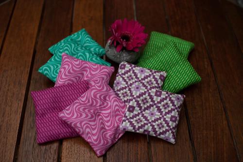 9 lavender bags