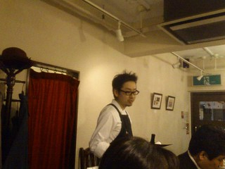 2013/04/18Night cap★story×愛と胃袋コラボイベント