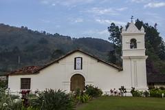 Église coloniale de San Jose de Orosi