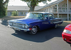 1960 Chevrolet Impala 4-Door Sedan (1 of 4)