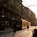 Sunset tram ©Adam_BT