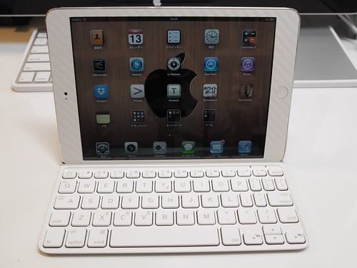 Logicool Ultrathin Keyboard mini