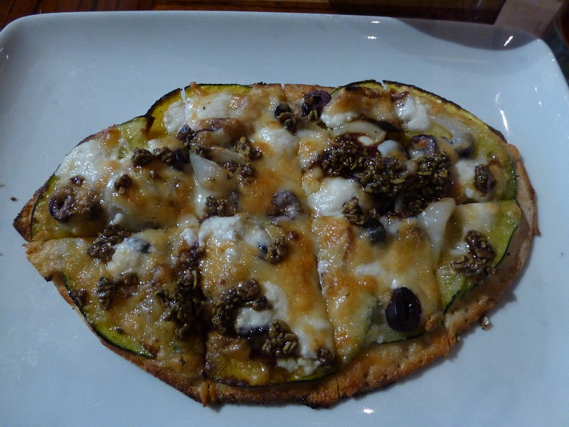 Jiko Roasted Kobotu squash & kalamata olive flatbread by webster63 ...