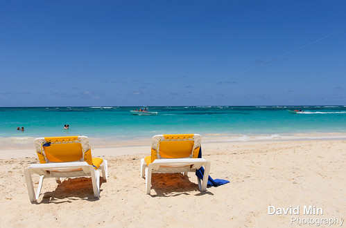 Punta Cana, Dominican Republic - Bavaro Beach by GlobeTrotter 2000