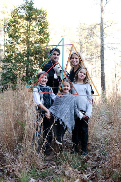 Fast family picture, quick family photo, five minute family photo, my friend teresa photography