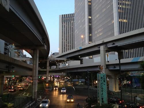 六本木2丁目 東京らしい景色 by haruhiko_iyota
