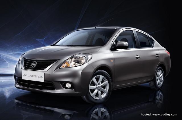 Nissan ALMERA photo