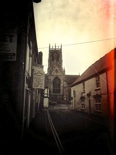Church in Hedon (East Yorkshire)