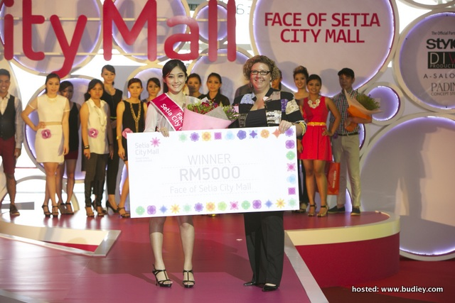 Face of Setia City Mall_with Philippa