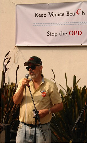 Anti-OPD Rally Held at Beyond Baroque 2013