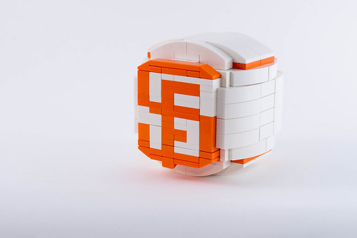 LEGO Giants Baseball by Carlmerriam